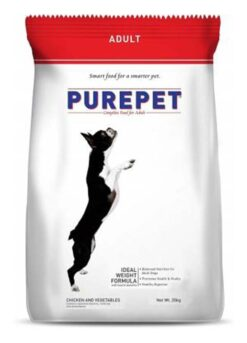 Purepet Chicken & Vegetable Adult Dog Food--The-Pet-Being